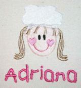 Adriana آواتار ها